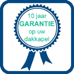 Garantie dakkapel